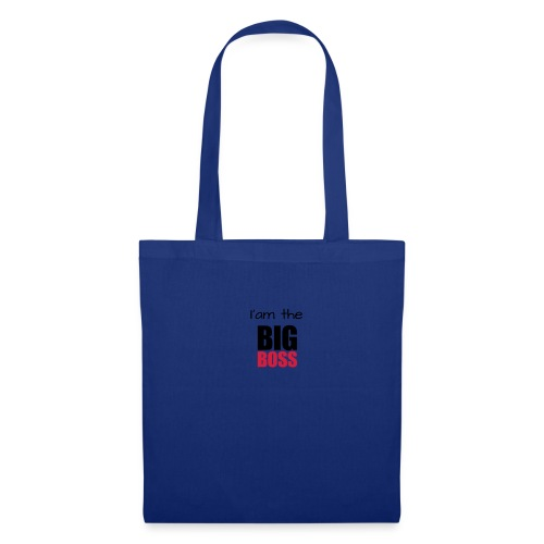 I am the big boss - Tote Bag