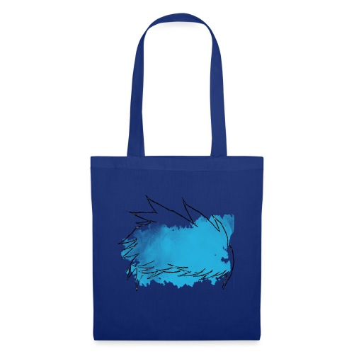 Blue Splat Original - Tote Bag