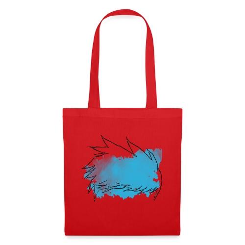 Blue Splat Original - Tote Bag