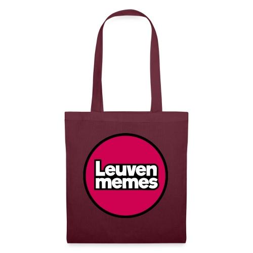 Logo LeuvenMemes - Tote Bag