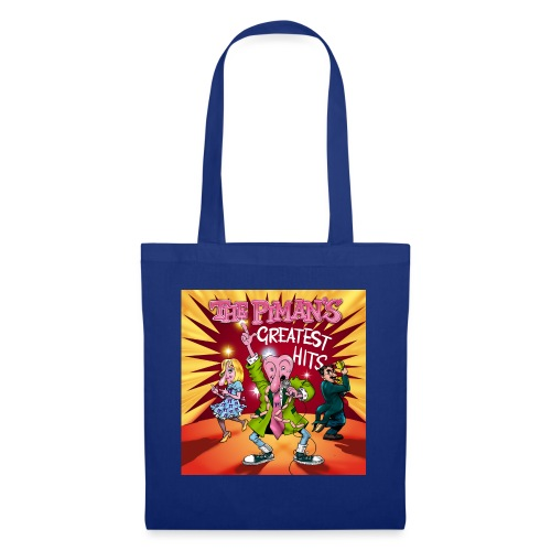 Piman 02 - Greatest Hits - Tote Bag