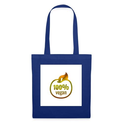 100% vegan - Tote Bag