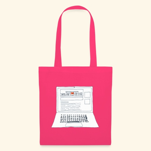 Laptop 20CENT Retail - Sac en tissu