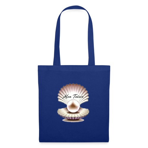 Perle Trésor amour - Tote Bag