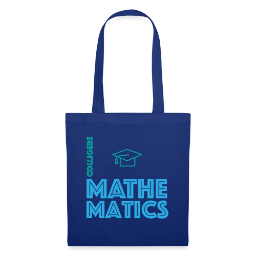 Colligere Math - Stoffveske