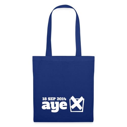 Vote Aye - Tote Bag