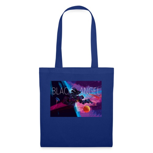 BLACK ANGEL COVER ART - Tote Bag