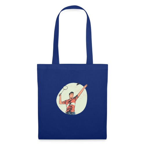 Badminton tshirt PR hoodie - Stoffbeutel