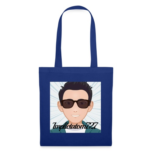 Implictatom727 Official Iconic Profile Pic. - Tote Bag