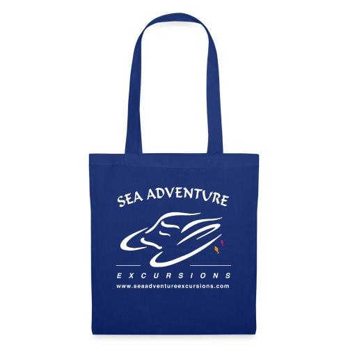 Sea Adventure catamaran - Tote Bag