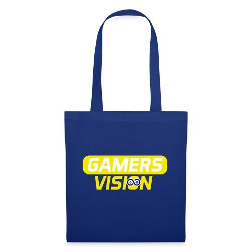 GamersVisionlogogeel - Tas van stof
