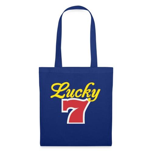 Lucky Seven - Tote Bag