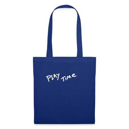 Play Time Tshirt - Tote Bag