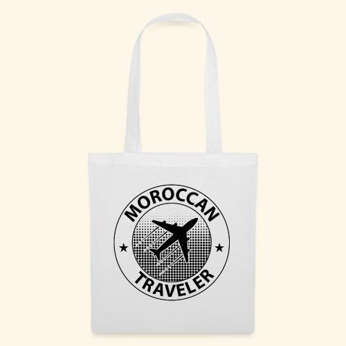 Moroccan Traveler - Tote Bag
