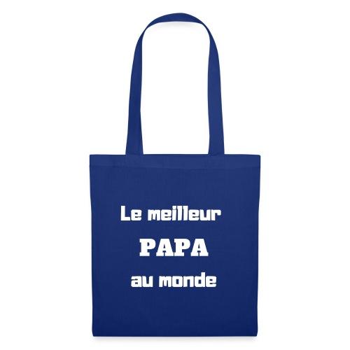 Le meilleur papa au monde - Tote Bag