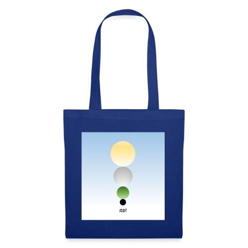 PM Tarot Spheres Verseau - Tote Bag