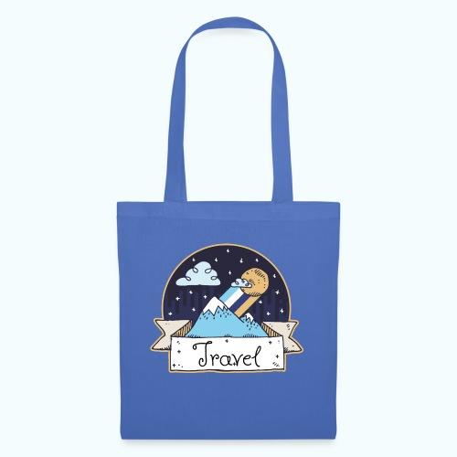 Travel - Tote Bag