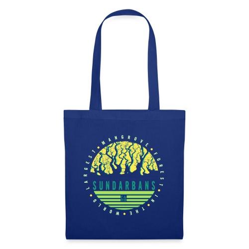 Sundarbans Green/Yellow - Stoffbeutel