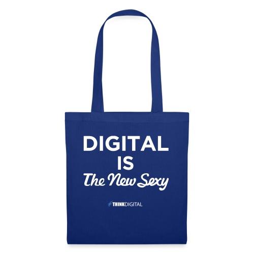 Digital is the New Sexy - Borsa di stoffa