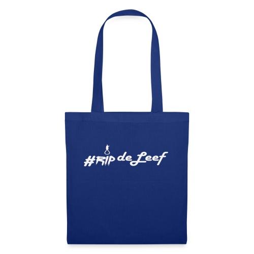 #RIPdeLeef - Tas van stof