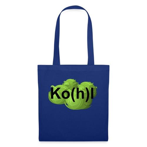 Ko(h)l - Stoffbeutel
