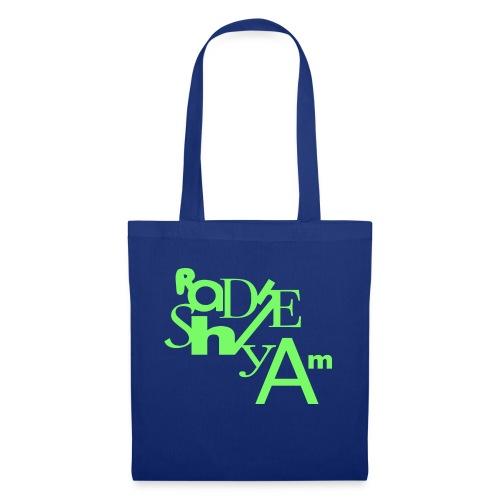 Blu Lines - Tote Bag