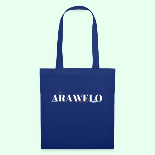 The ARAWELO Collection Gold Crown - Tote Bag