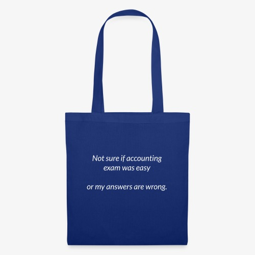Easy Exam - Tote Bag