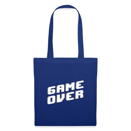 Game Over - Stoffbeutel