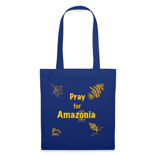 Pray for Amazonia - Stoffbeutel