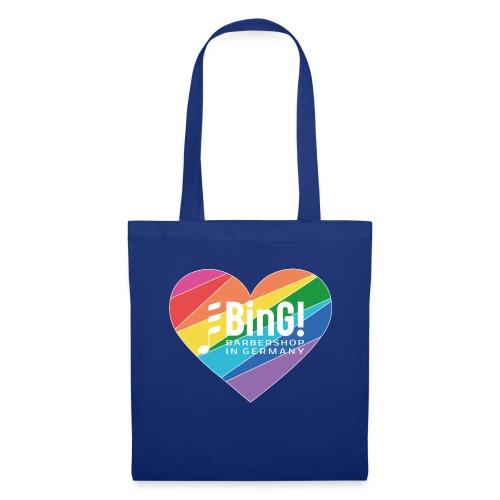 BinG Love Color - Stoffbeutel