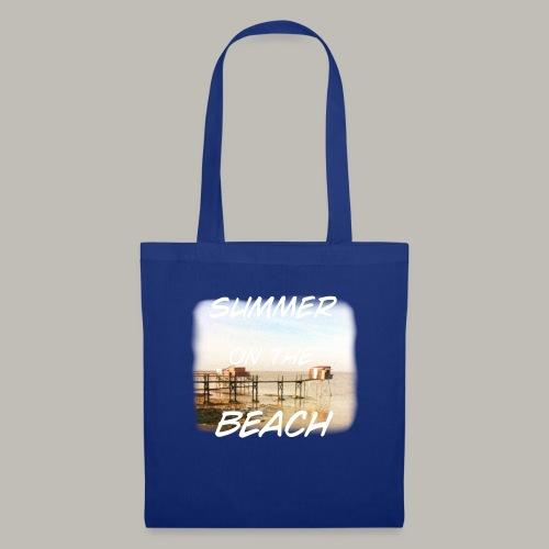 Summer on the beach - Sac en tissu
