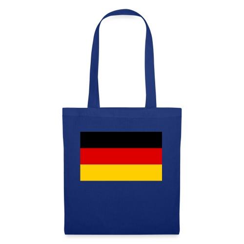 2000px Flag of Germany svg - Stoffbeutel