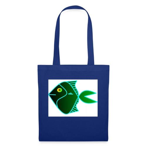 Green anglefish - Tas van stof