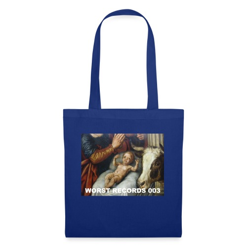 Worst Records 003 - Tote Bag