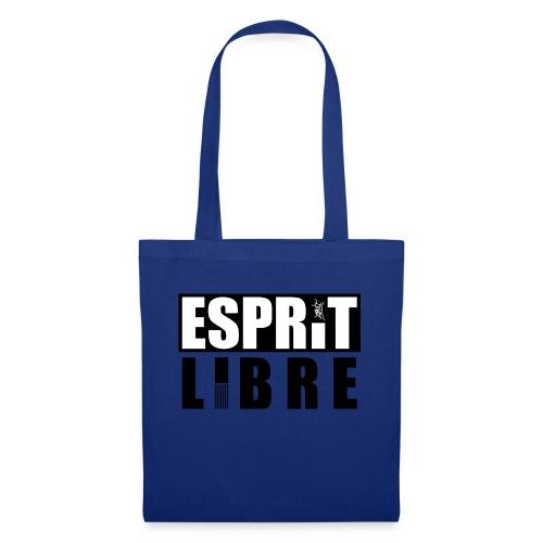 esprit libre - Tote Bag
