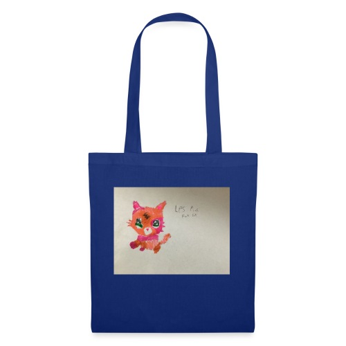 Little pet shop fox cat - Tote Bag