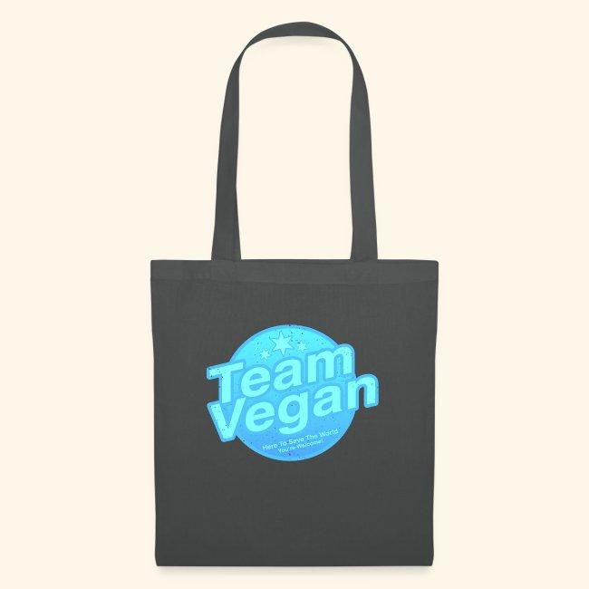 Team Vegan - Here to Save The World