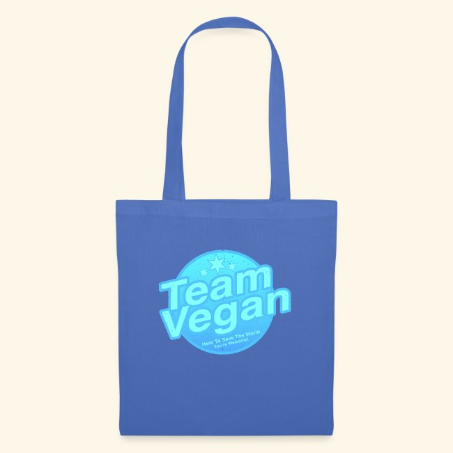 Team Vegan - Here to Save The World