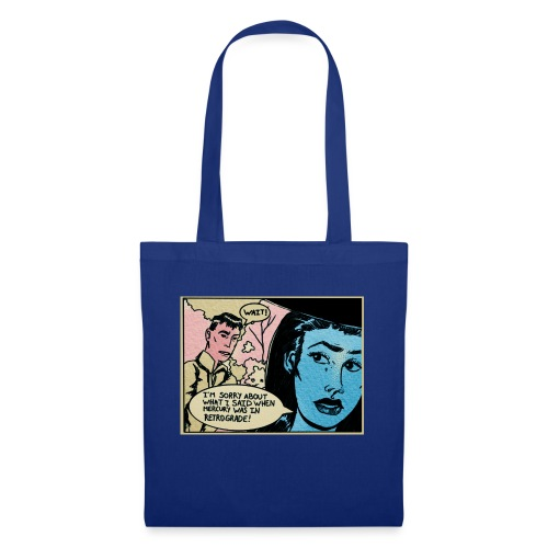 Retrograde - Tote Bag