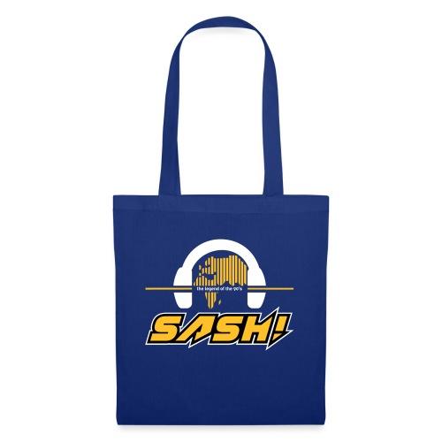 SASH! Logo 2020 Headfone - Tote Bag