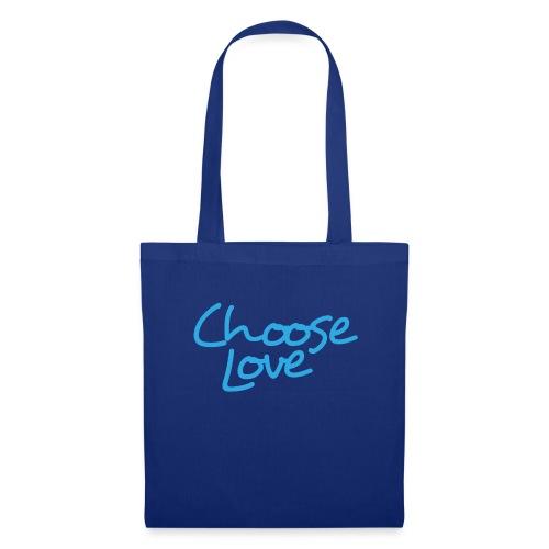 Logo + Choose Love - Tote Bag