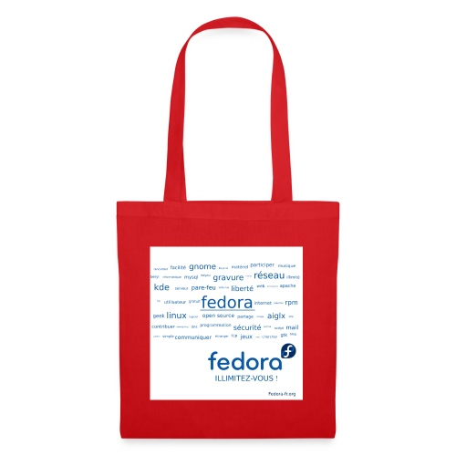 fedora tags - Tote Bag