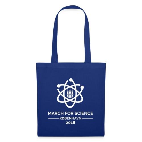 March for Science København 2018 - Tote Bag