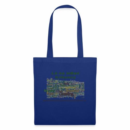 Lá na mban Kilkenny Wordle - Tote Bag