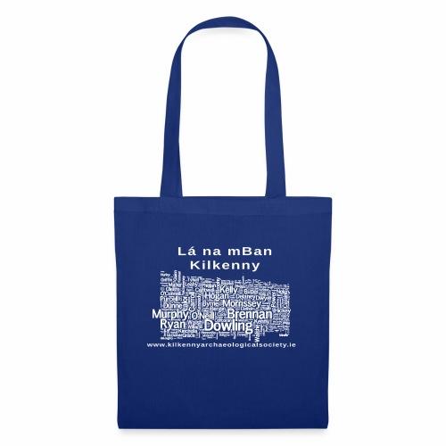 Lá na mban Kilkenny white - Tote Bag