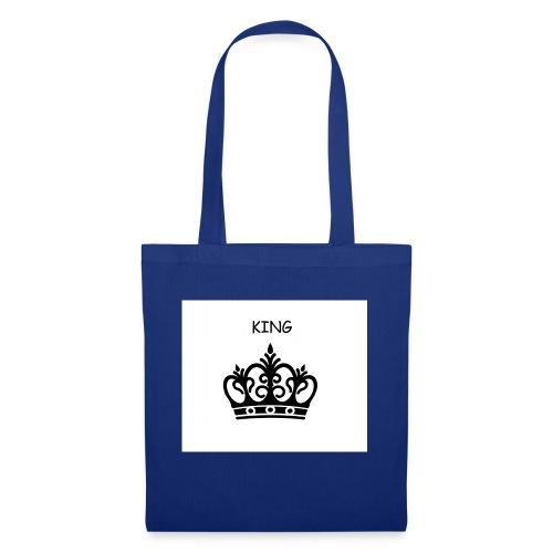 KING CROWN - Sac en tissu