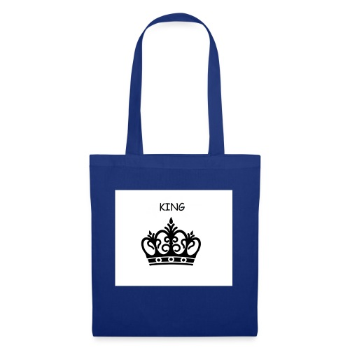 KING CROWN - Tote Bag