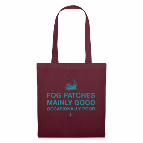 Fog Patches - Tote Bag