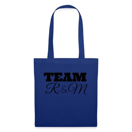 Snapback team r&m - Tote Bag